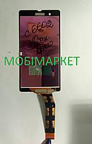 Модуль (дисплей+сенсор)  Sony C6602 L36h Xperia Z, C6603 L36i Xperia Z, C6606 L36 чорний, фото 3