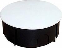 Коробка распределительная e.db.stand.111.d100 гипсокартон, упор ПВХ., фото 1