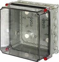 Коробка монтажная пластиковая Z3 W 1-3-3-4 IP55 (250*250*186), фото 1