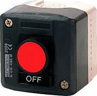 Кнопковий пост e.cs.stand.xal.d.111, стоп, фото 1