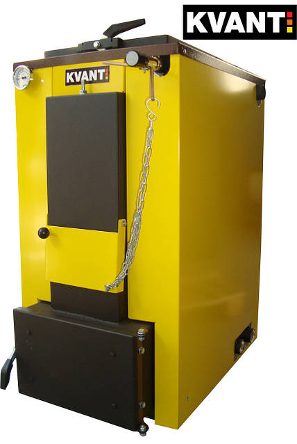 Шахтный котел KVANT SL-12, 12 кВт, фото 1