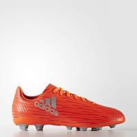 Детские футбольные бутсы adidas X 16.4 FLEXIBLE GROUND J(АРТИКУЛ:S75701)