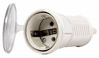 Силовая розетка переносна e.socket.pro.2.16, 2п., 220В, 16А (212), фото 1