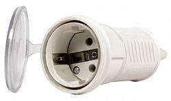 Силовая розетка переносна e.socket.pro.2.16, 2п., 220В, 16А (212)