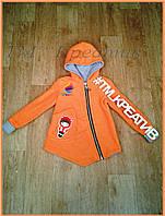Двухсторонние флисовое пальто под заказ (от 50 шт.)