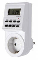Таймер электронный недельный розеточный e.control.t14, фото 1