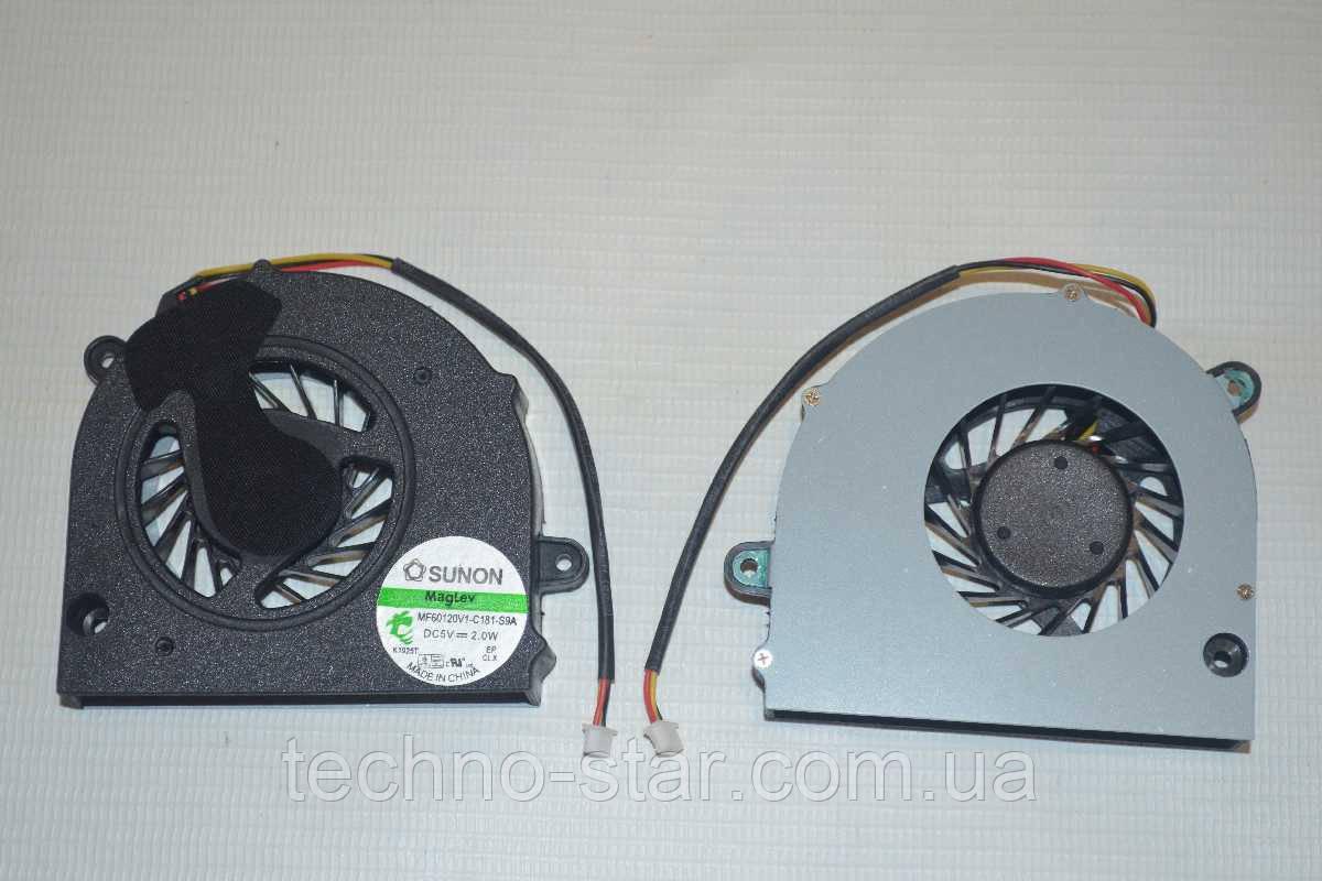 Вентилятор (кулер) CPU FAN SUNON MF60120V1-C181-S9A для Acer 4636Z 4730Z 4730ZG 4735 4736G 4736Z 4935G 4935ZG