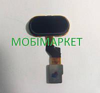 Кнопка HOME для Meizu M3S чорна