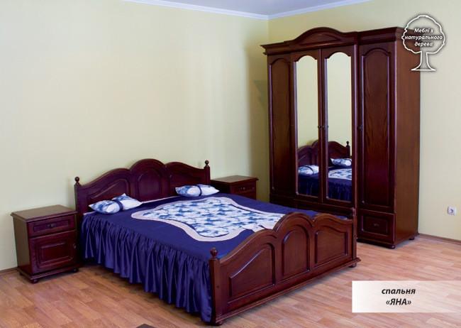 Спальня Яна ЮрВит (комплект)