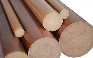 Текстолит стержень д.8мм-140мм