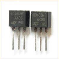 Тиристор X0405MF Z0405 теристор X0405 тригер 4А