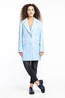 Пальто молодежное стильное, фото 1
