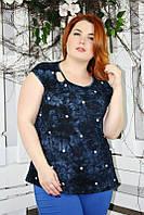 Женская майка большого размера Бусинка, недорогие женские футболки
