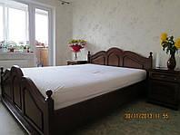 Спальня Яна ЮрВит (комплект) кровать 1.6