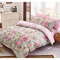 Комплект постельного белья Вилюта сатин Твилл двуспальный 110