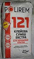 Клей POLIREM СКп-121 25 кг (48) для теплых полов, каминов, лестниц, бассейнов, камня (2000000052816)