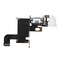 Разъём зарядки для APPLE iPhone 6 белый