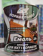 Эмаль алкидная КОРАБЕЛЬНАЯ белая 2,8 кг (2000000107981)