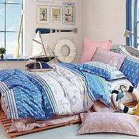 Комплект постельного белья Вилюта сатин Твилл двуспальный 121