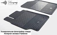 Коврики резиновые Hyundai Santa Fe 2006-2013 (передние) Stingray
