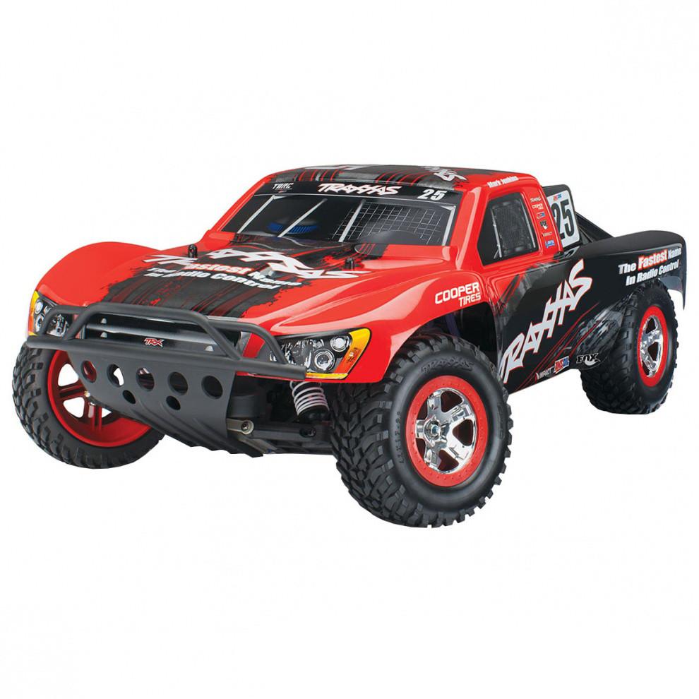 Автомобиль Traxxas Nitro Slash Short Course 1:10 RTR 44056-3 RB