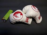 Мини боксерские перчатки PITBULL SYNDICATE КРАСНЫЙ НАКАТ, подарок, сувенир, брелок