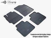 Коврики резиновые Suzuki Vitara 2015- Stingray