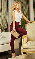 Комбинезон женский в классическом стиле с брюками размеры:  S,М, Л, ХЛ, ХХЛ, 52