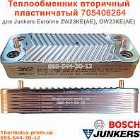Теплообменник пластинчатый для котла Junkers ZW23KE-AE, ОW23KE-AE (705406264), фото 1