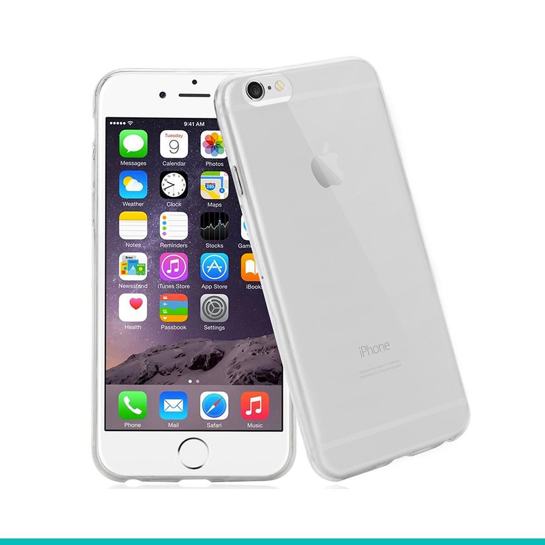Чехол-накладка TOTO TPU case 0.2mm iPhone 6/6s
