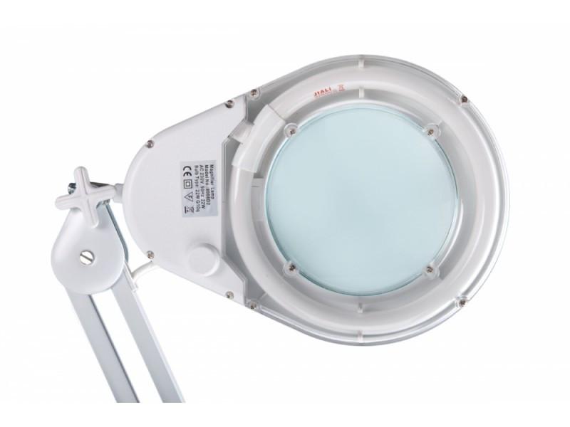 Лампа-лупа на струбцине 5D