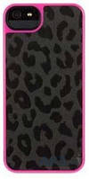 Чехол Griffin Moxy Series Apple iPhone 5, iPhone 5S, iPhone SE Big Cat Black/Pink (GB35512)