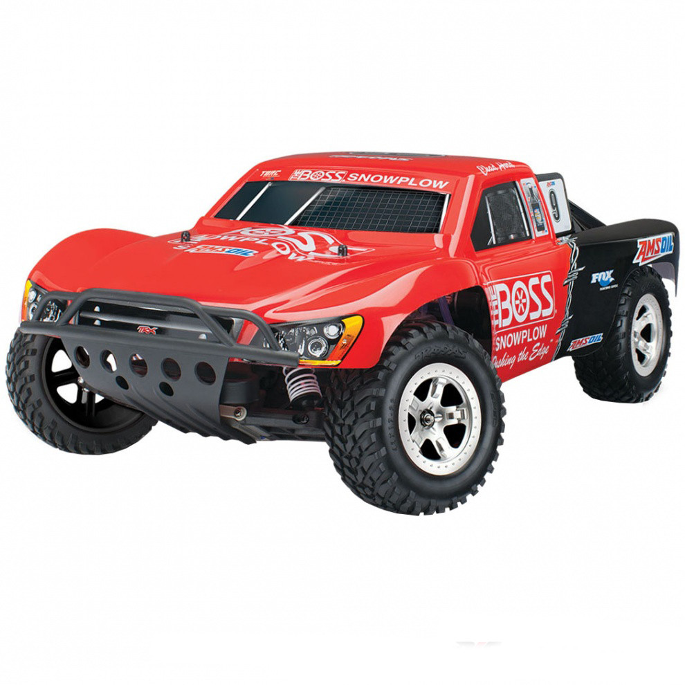 Автомобиль Traxxas Nitro Slash Short Course 1:10 RTR 44056-3 Red