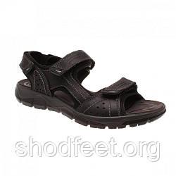 Мужские сандалии Imac Everest 71470 3400\018  Black Grey