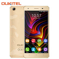 Oukitel C5 Pro: 2/16gb, 8/5mp, 2sim, 5''IPS, GPS, 4G, 4 ядра, Android 6.0 + ПОДАРОК