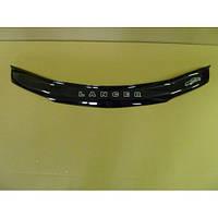 Дефлектор капота, мухобойка Mitsubishi Lancer 10.1995–08.1997 г.в.