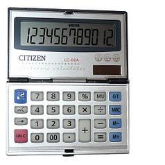 Калькулятор CITIZEN 80A