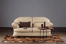 Диван Нью-Йорк, не розкладний диван, м'який диван, меблі в тканини, фото 3