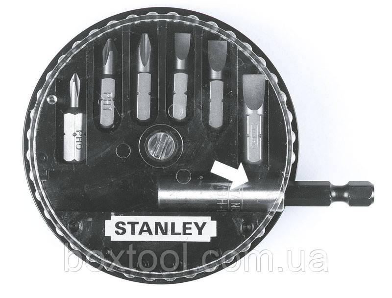 Биты в наборе Stanley 1-68-739