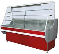 Кондитерская холодильная витрина Конди с прямым стеклом 1 м, 1.2 м, 1.3 м, 1.5 м, 1.8 м