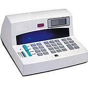 Ультрафиолетовый детектор валют с калькулятором Money Detector DST-69A