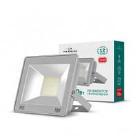 LED прожектор TITANUM 10W 6000K 220V, фото 1