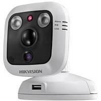 Hikvision  IP видеокамера DS-2CD2C10F-IW предназначена для установки внутри помещений.