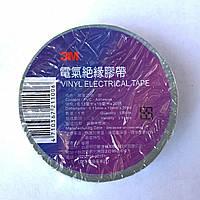 Изолента 3M PVC (серая), фото 1