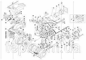 Запасні частини до пальника Riello RLS/E MX