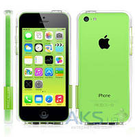 Чехол Macally PC Frame for iPhone 5C Clear/Colors (PCRIMP6-C)
