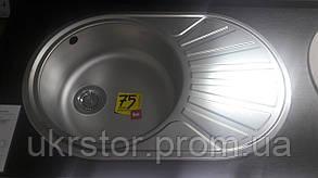 Кухонная мойка TEKA DR 77 1B 1D  микротекстура, фото 2