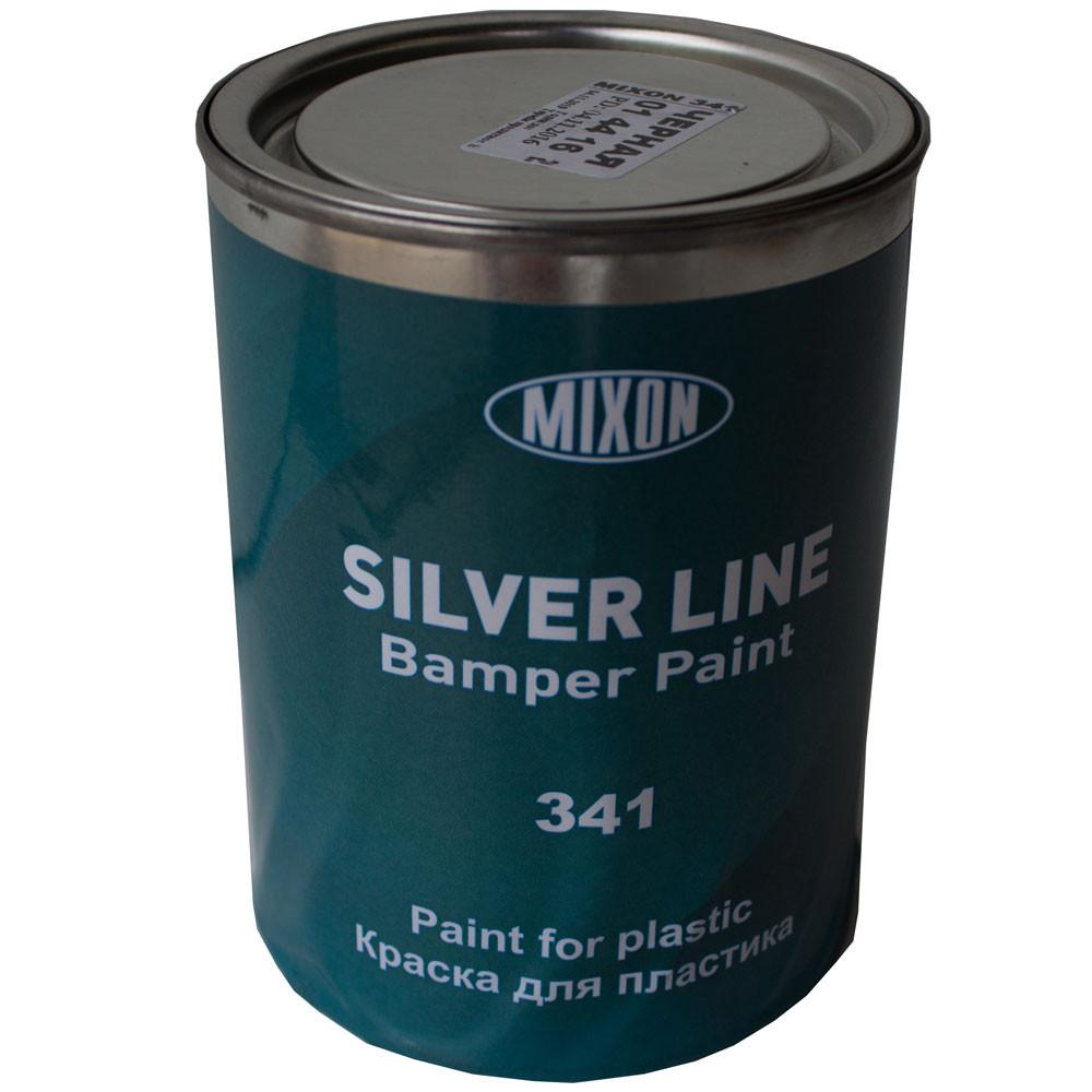Краска для бампера MIXON Bumper Paint черная 0,75 л