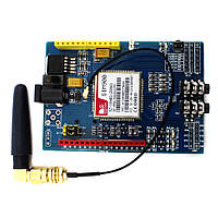 Arduino SIM900 GSM/GPRS shield for Uno v1.1