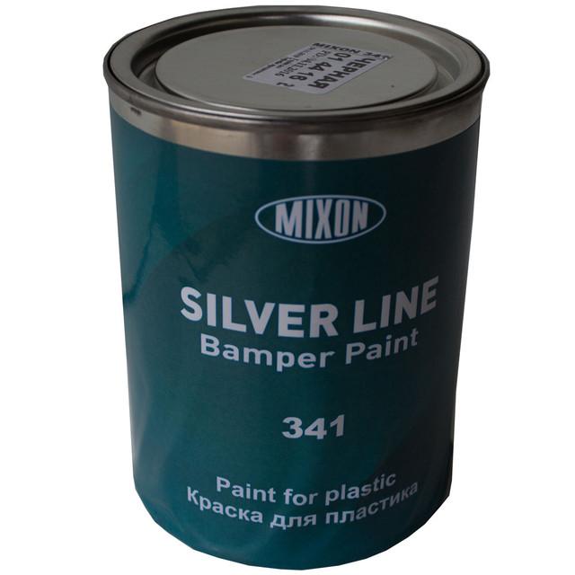 Краска для бампера MIXON черная